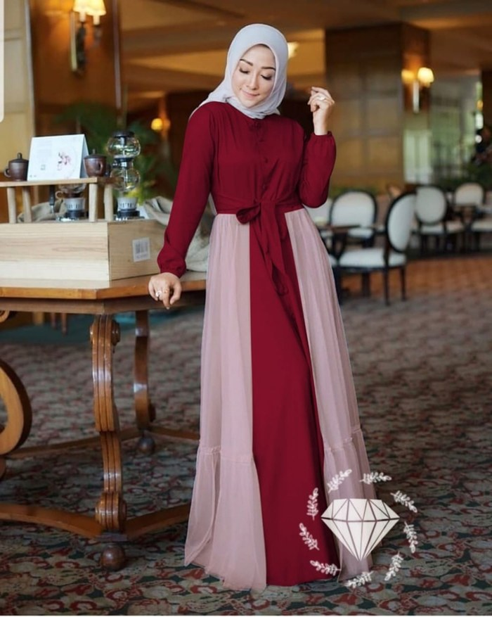 Design Jual Gaun Pengantin Muslimah Fmdf Jual Od Fashion Muslim Gamis Syari Firosa Tile Dki Jakarta Legia Olshop