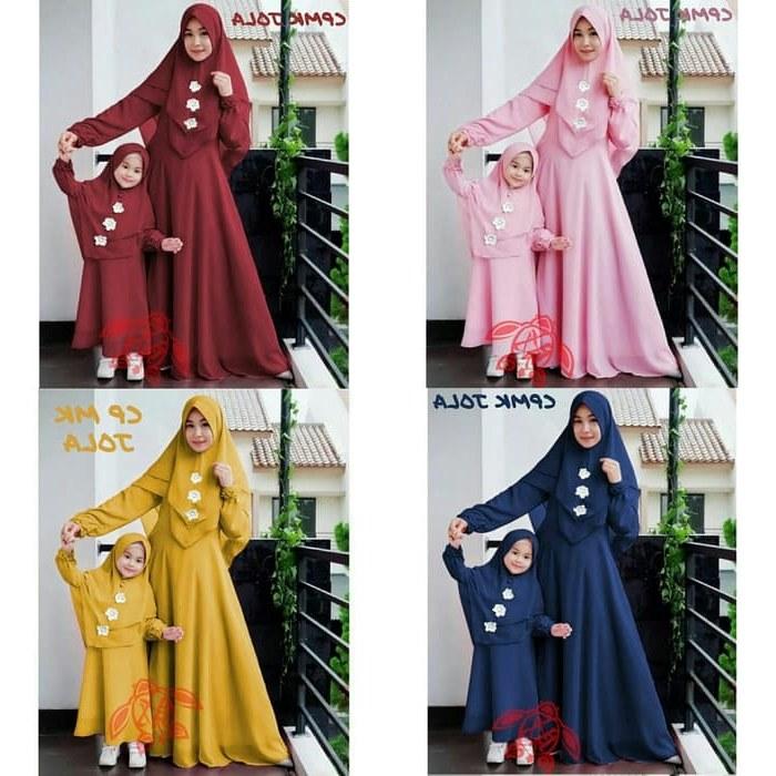 Design Jual Gaun Pengantin Muslimah J7do Jual Couple Mk Jola Alg Od Cp Baju Muslim Gamis Syari Dki Jakarta Chavenshop