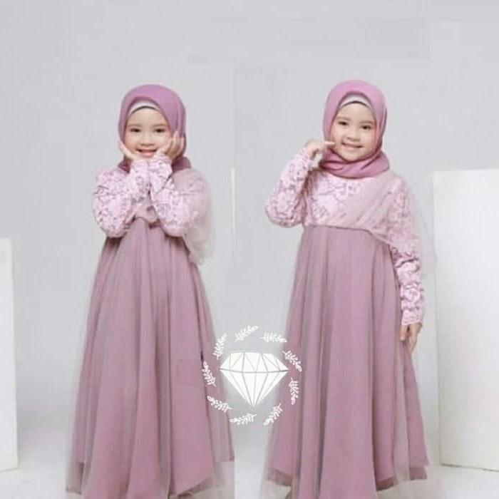Design Jual Gaun Pengantin Muslimah Qwdq Jual Od Maxy Ramadhani Abu Pink Gamis Busana Muslim Syari Anak Dki Jakarta Ferisna Os