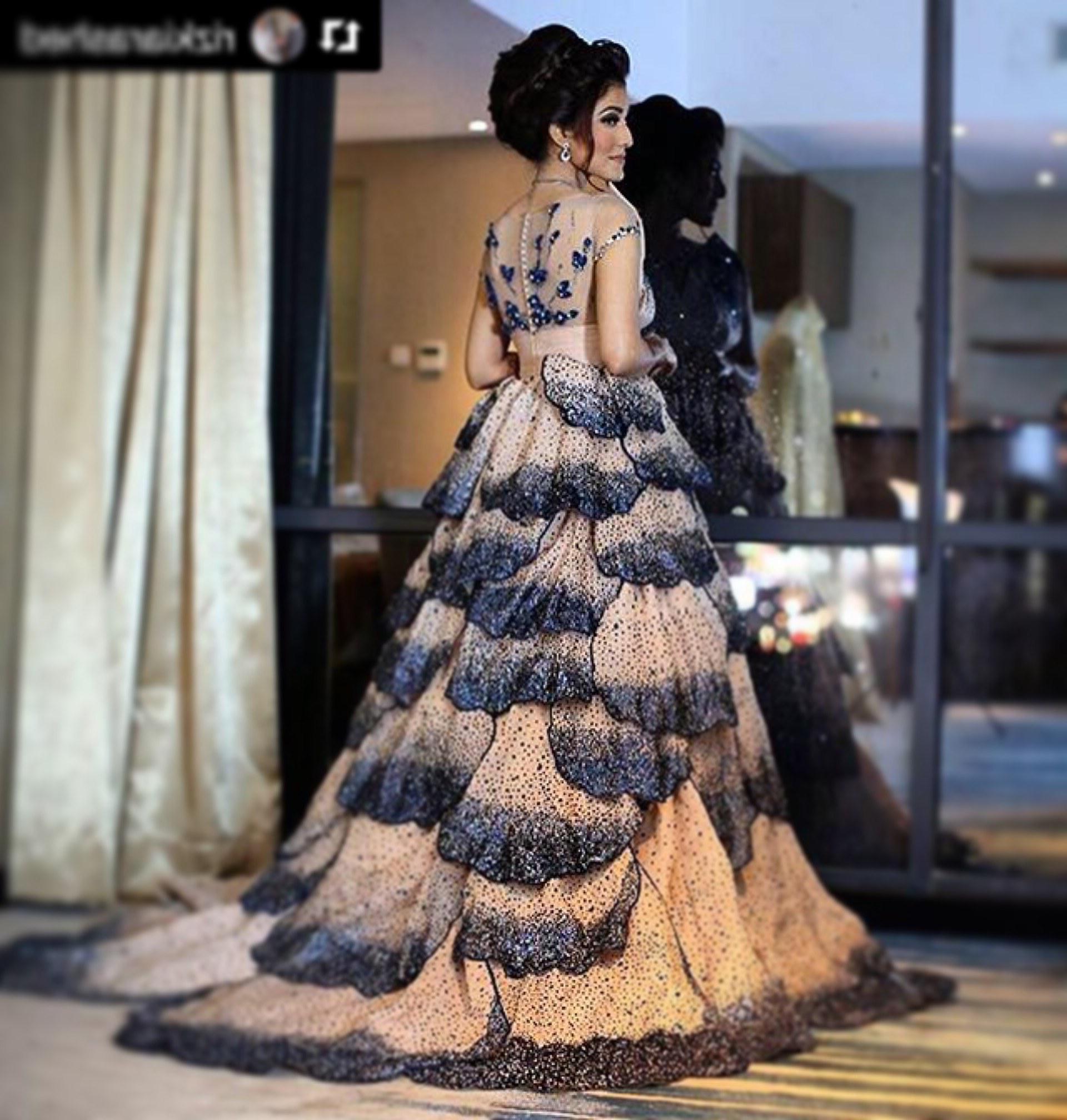 Design Model Baju Pernikahan Muslimah Bqdd Eji atelier
