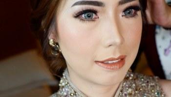 Design Model Baju Pernikahan Muslimah S1du Hellobeauty Indonesia S 1st Beauty Service Marketplace