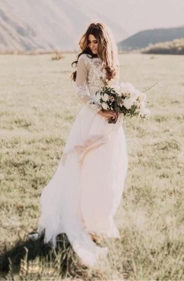 Design Model Gaun Pengantin Muslimah Etdg Cheap Bridal Dress Affordable Wedding Gown