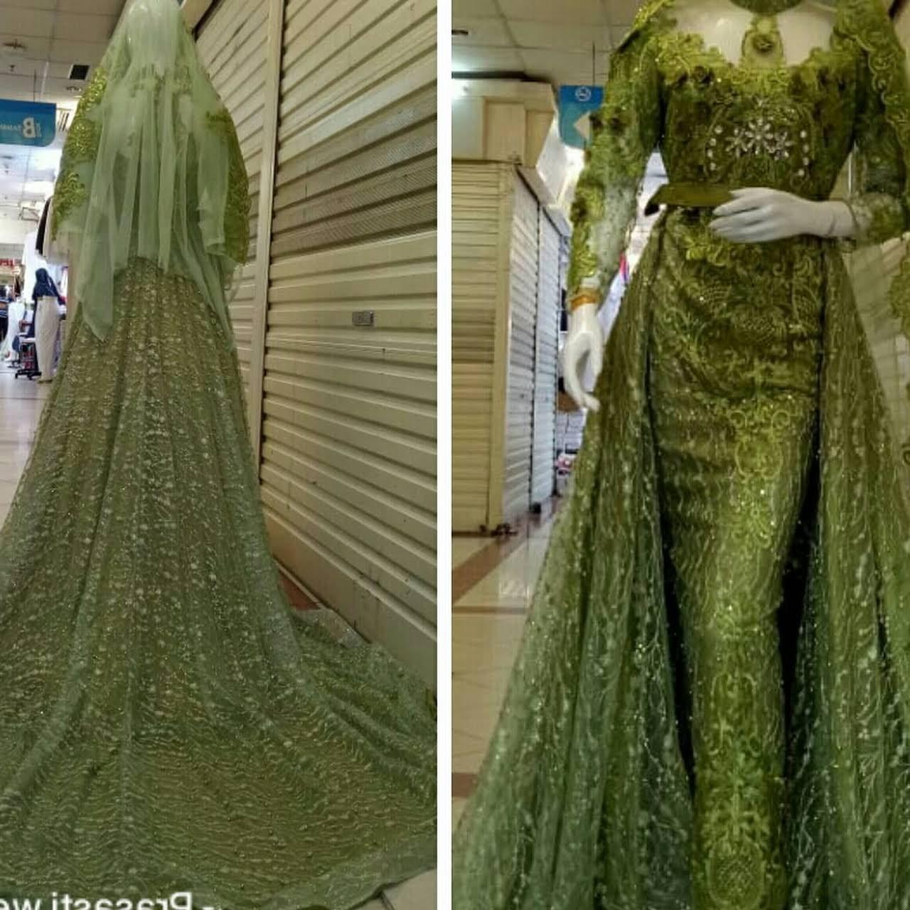 Design Sewa Baju Pengantin Muslimah Di Depok 9fdy Gaun Kebaya Pengantin Muslimah Hijab Syari Layanan Belanja