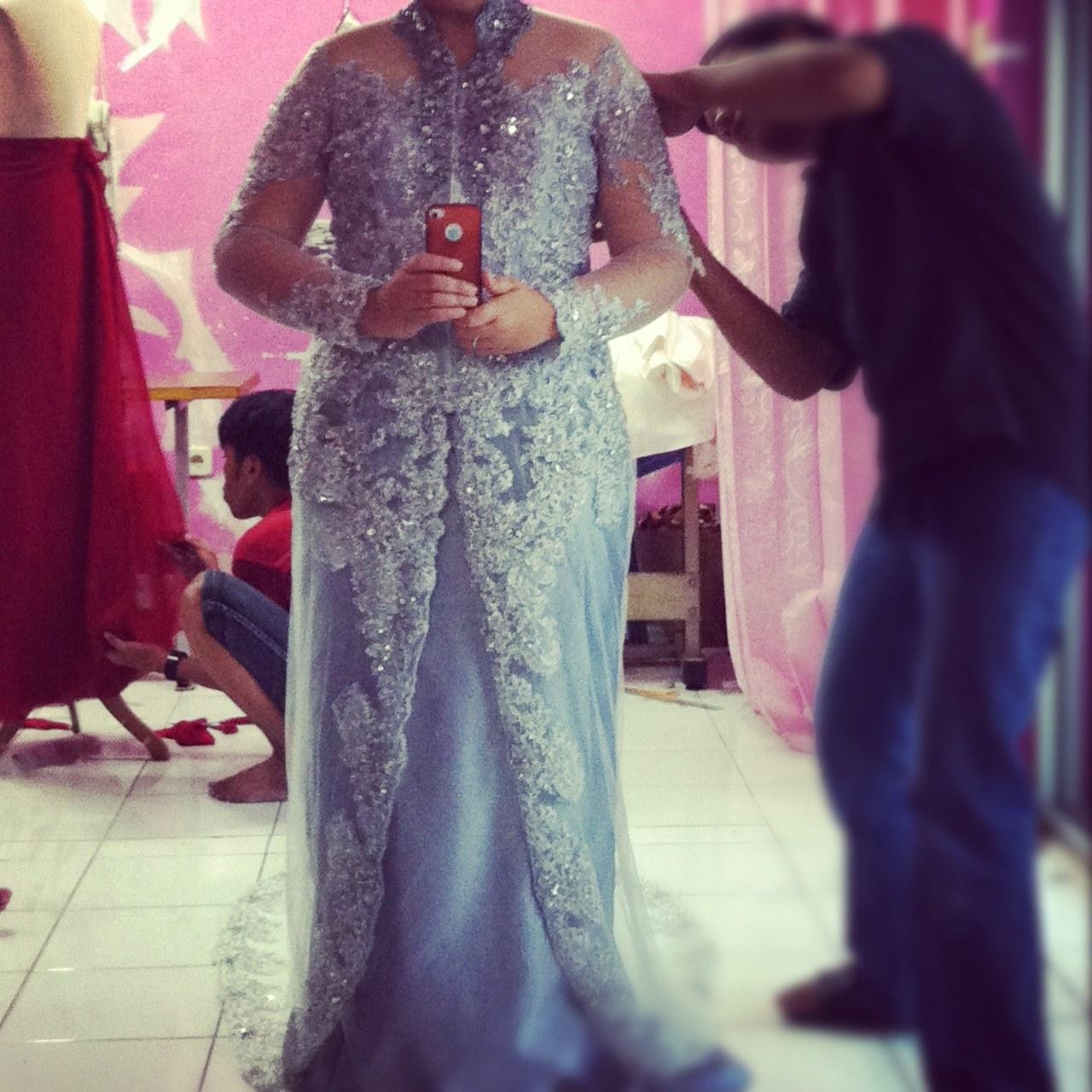 Design Sewa Baju Pengantin Muslimah Di Depok Ffdn Kiara butik – Depok Kebaya Nikah Kebaya Siraman Kebaya