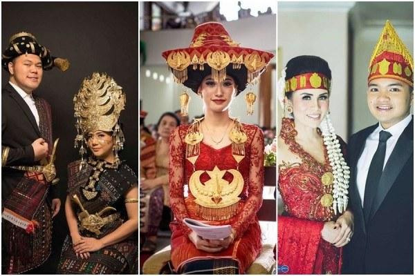Design Sewa Baju Pengantin Muslimah Di Jakarta Wddj 15 Busana Adat Batak