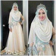 Design Sewa Baju Pengantin Muslimah Murah Irdz 30 Best Baju Pengantin Images