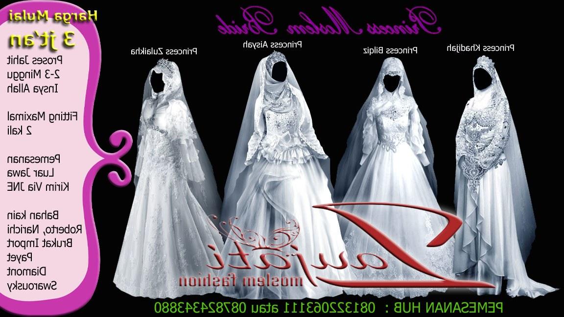 Design Sewa Baju Pengantin Muslimah Murah Y7du butik Cadar