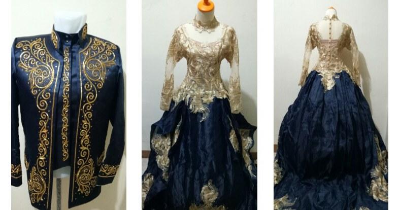Design Sewa Baju Pengantin Muslimah Murah Zwd9 Idea Sewa Gaun Jakarta Timur Gaya Rambut Paling Dicari