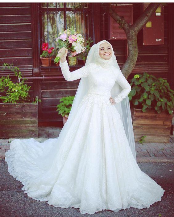 Gaun Pengantin Cantik Berhijab Awesome Gaun Pengantin Sederhana Yang Classy Dan Elegan Artikel