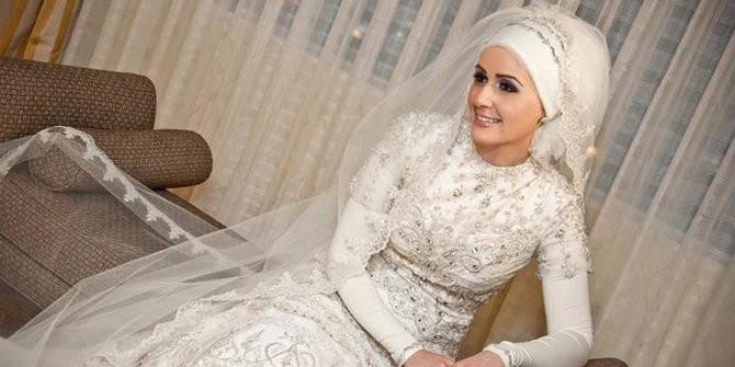 Gaun Pengantin Cantik Berhijab Inspirational Tips Kebaya Pernikahan Bagi Pengantin Berhijab