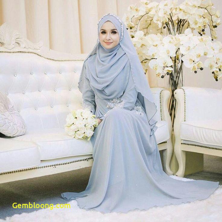 Gaun Pengantin Hijab Minimalis Awesome Gaun Pengantin Muslimah V&co Jewellery News