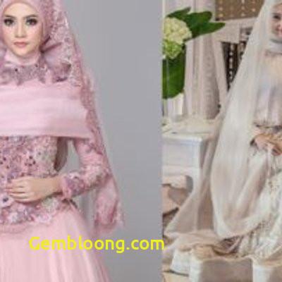 Gaun Pengantin Hijab Minimalis Lovely 10 Inspirasi Gaun Pengantin Yang Secara Kreatif Bisa Menutup