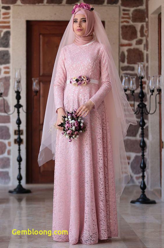 Gaun Pengantin Hijab Minimalis New 15 Inspirasi Gaun Pernikahan Yang Simple Untuk Hijab Bisa