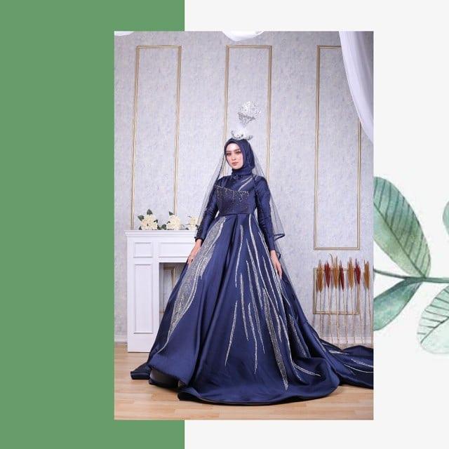 Gaun Pengantin Muslim Simple Elegan Beautiful Posts Tagged as Sewagaunakad