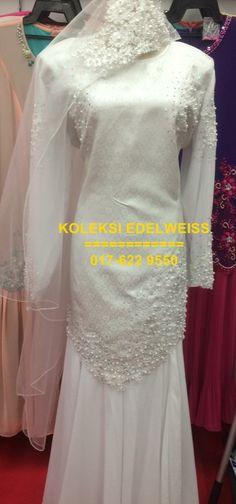 Gaun Pengantin Muslim Simple Elegan Fresh 16 Best Gaun Pengantin Muslimah Malaysia Images