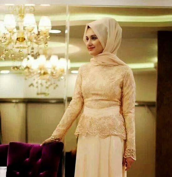 Gaun Pengantin Muslimah Awesome Foto Pernikahan Muslim Gambar Foto Gaun Pengantin Tips