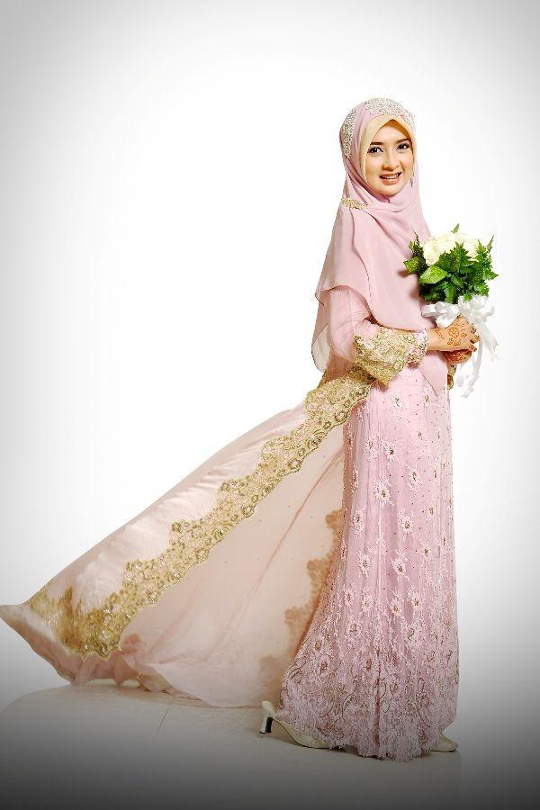 Gaun Pengantin Muslimah Luxury 50 Info Kebaya Muslimah Syar\ I Free