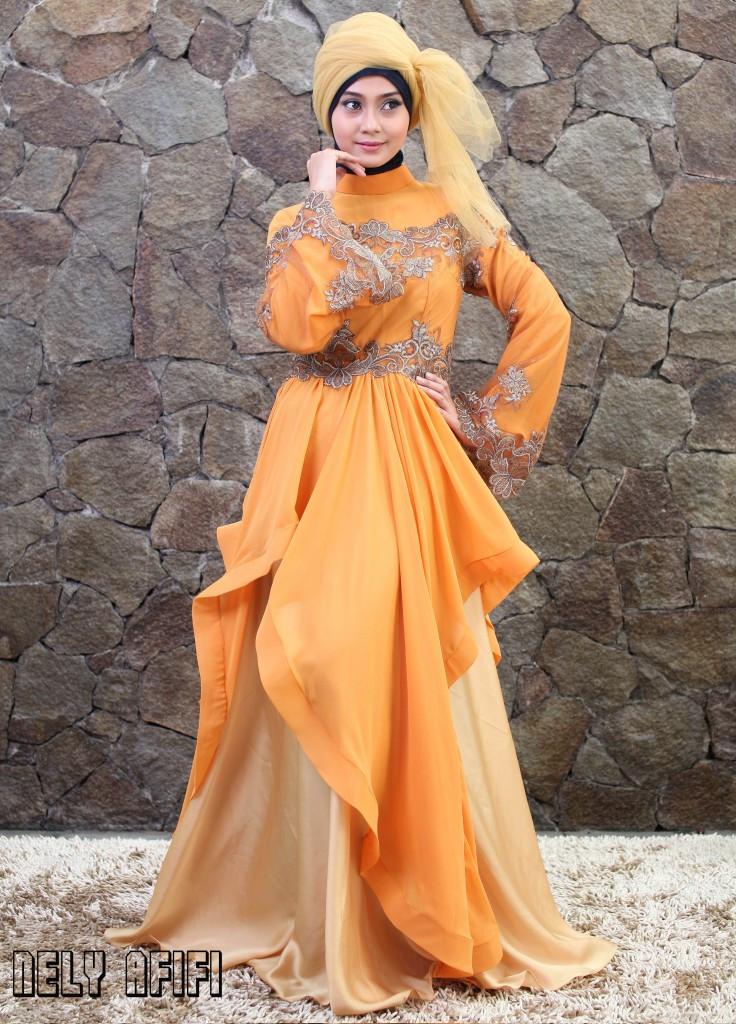 Gaun Pengantin Muslimah Mewah Lovely Index Of Wp Content 2015 02
