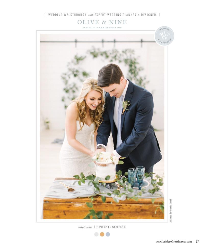 Gaun Pengantin Muslimah Modern 2018 Elegant Real Weddings Featured In Brides Of north Texas