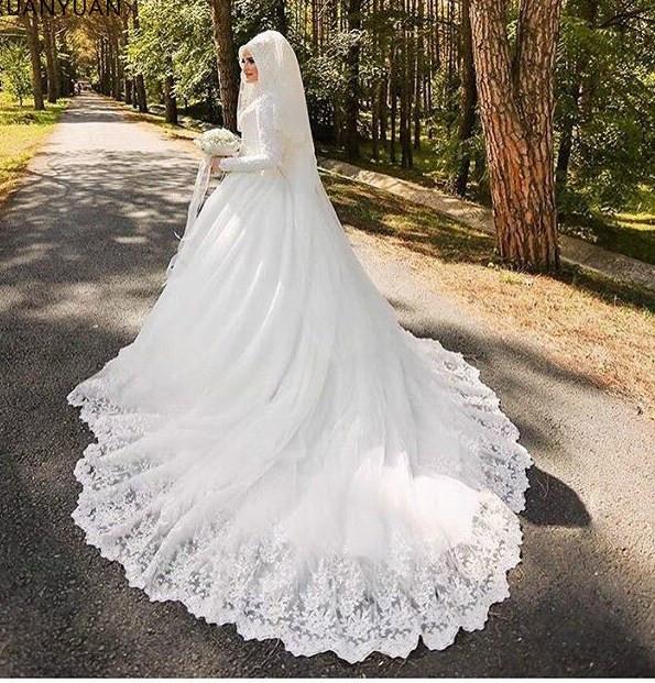 Gaun Pengantin Muslimah Modern 2018 Lovely top 8 Most Popular Wedding Muslim Arabic Ideas and Free