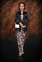 Gaun Pengantin Muslimah Modern 2019 Elegant Kebaya