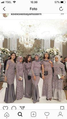 Gaun Pengantin Muslimah Modern 2019 Luxury 104 Best Bridesmaid Dress Images In 2019