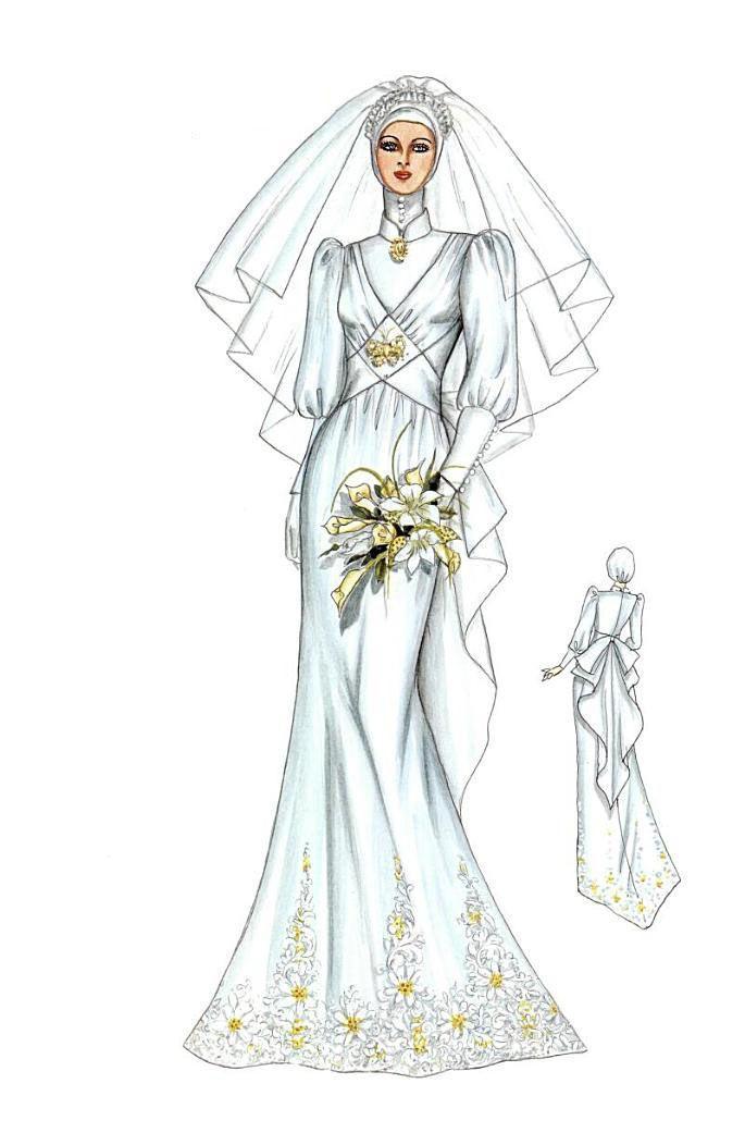 Gaun Pengantin Muslimah Modern New List Of Pinterest Siluet Wedding Ideas & Siluet Wedding Photos