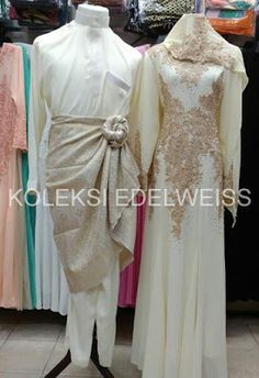 Gaun Pengantin Muslimah Modern Warna Gold Luxury 16 Best Gaun Pengantin Muslimah Malaysia Images