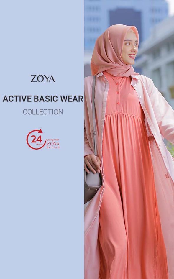 Gaun Pengantin Muslimah Modern Warna Gold Unique Zoya