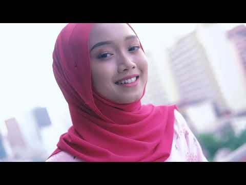 Gaun Pengantin Muslimah Modern Warna Pink Awesome Videos Matching Women Sweet Pink Modern Baju Kurung