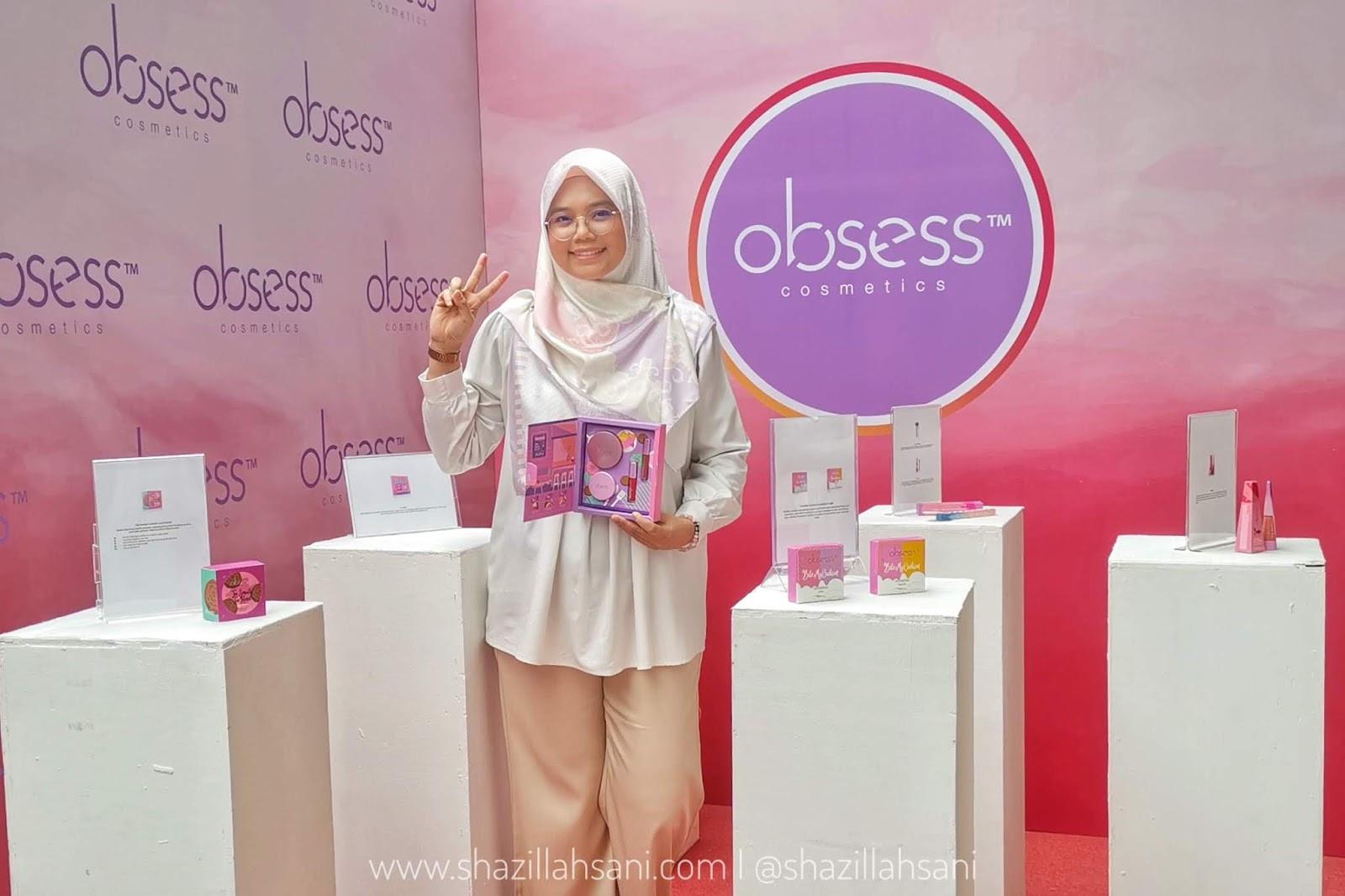 Gaun Pengantin Muslimah Modern Warna Pink Elegant Shazillah Sani Review