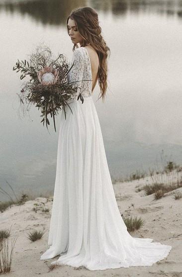 Gaun Pengantin Muslimah Modern Warna Pink New Cheap Bridal Dress Affordable Wedding Gown