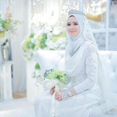 Gaun Pengantin Muslimah Modern Warna Putih Best Of Anggun Dan Simpel Ini Dia Inspirasi Gaun Pernikahan