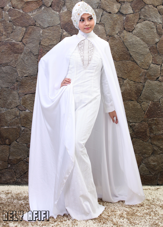 Gaun Pengantin Muslimah Modern Warna Putih Best Of Pin On Kebaya Modern