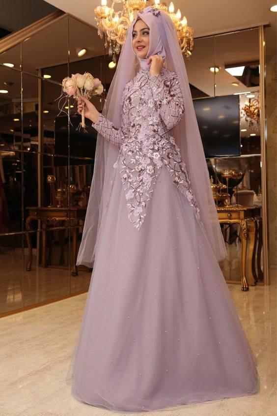 Gaun Pengantin Muslimah Modern Warna Putih Inspirational Inspirasi Gaun Pengantin Wanita Untuk Resepsi Pernikahan