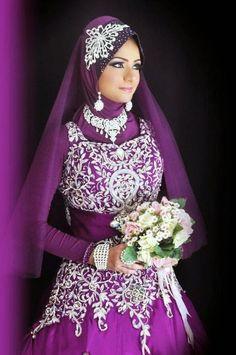 Gaun Pengantin Muslimah Modern Warna Silver Beautiful 46 Best Gambar Foto Gaun Pengantin Wanita Negara Muslim