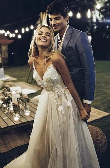 Gaun Pengantin Muslimah Modern Warna Silver Luxury Cheap Bridal Dress Affordable Wedding Gown