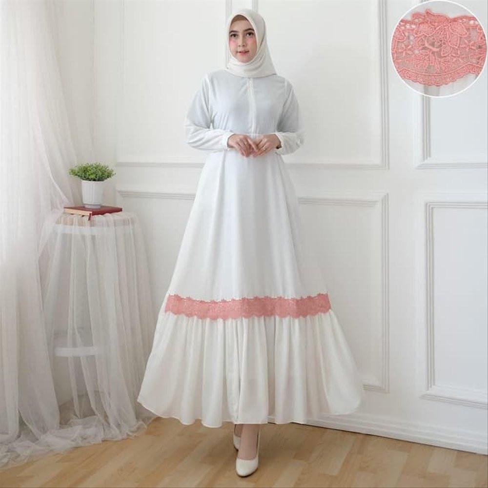 Gaun Pengantin Muslimah Putih Best Of Tangga Perlengkapan