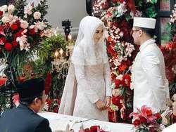 Gaun Pengantin Muslimah Putih Elegant Detiksearch