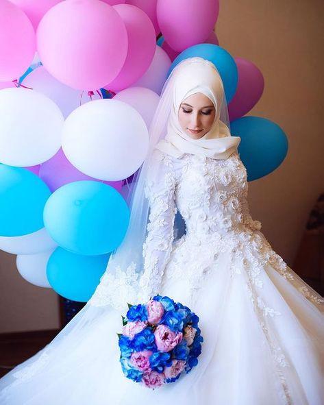 Gaun Pengantin Muslimah Sederhana Fresh List Of Gaun Pengantin Muslim Wedding Dressses Long Sleeve