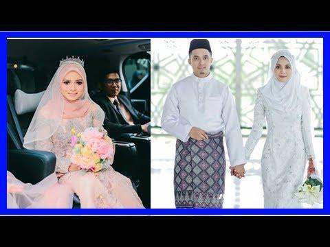 Gaun Pengantin Muslimah Sederhana Fresh Videos Matching Baju Melayu 2018 Siqma