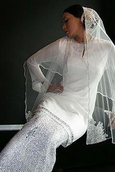 Gaun Pengantin Muslimah Sederhana Tapi Elegan Beautiful 109 Best Akad Nikah Images In 2019