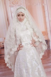 Gaun Pengantin Muslimah Sederhana Tapi Elegan Beautiful top Info 42 Model Cardigan Batik Lengan