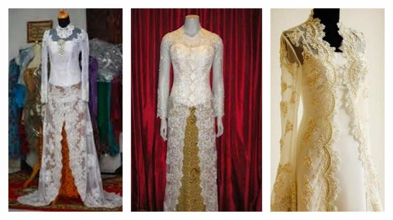 Gaun Pengantin Muslimah Sederhana Tapi Elegan Best Of Model Kebaya Akad Nikah Modern Model Kebaya Terbaru 2019