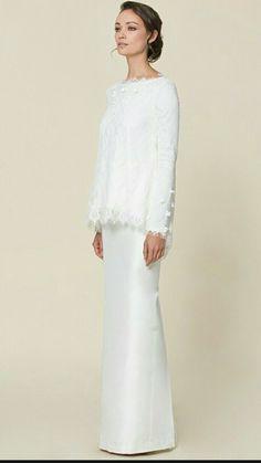 Gaun Pengantin Muslimah Sederhana Tapi Elegan Lovely 109 Best Akad Nikah Images In 2019