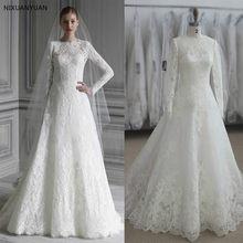 Gaun Pengantin Muslimah Simple Dan Elegan New Popular Elegant Muslim Wedding Dress Buy Cheap Elegant