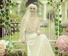 Gaun Pengantin Muslimah Simple Elegan Lovely 46 Best Gambar Foto Gaun Pengantin Wanita Negara Muslim