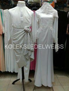 Gaun Pengantin Muslimah Simple Elegan Unique 16 Best Gaun Pengantin Muslimah Malaysia Images