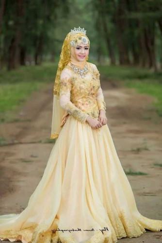 Gaun Pengantin Muslimah Untuk orang Gemuk Best Of Gaun Pengantin Untuk Tubuh Gemuk