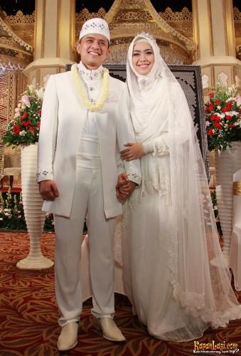 Gaun Pengantin Muslimah Untuk orang Gemuk Luxury 24 Gaun Pengantin Muslimah Sederhana Tapi Modern